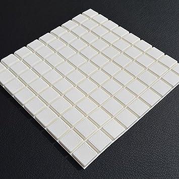 XI.W.H Mosaik selbstklebende Wandpaste elastische Fliesenmuster ...