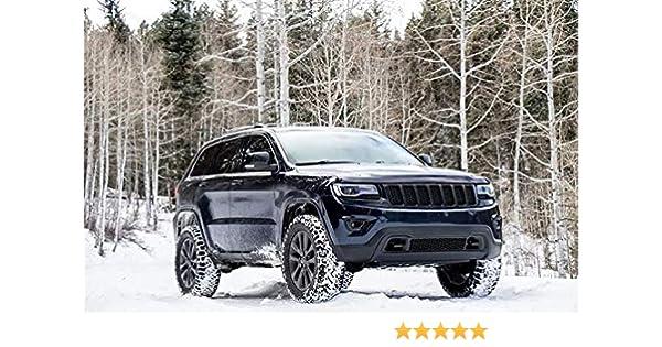 """2.5/"""" Lift Kit Fits 2011-2019 Jeep Grand Cherokee WK2"""