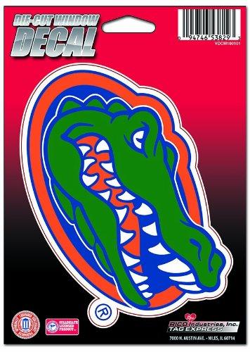 Rico NCAA Florida Gators Die Cut Vinyl Decal