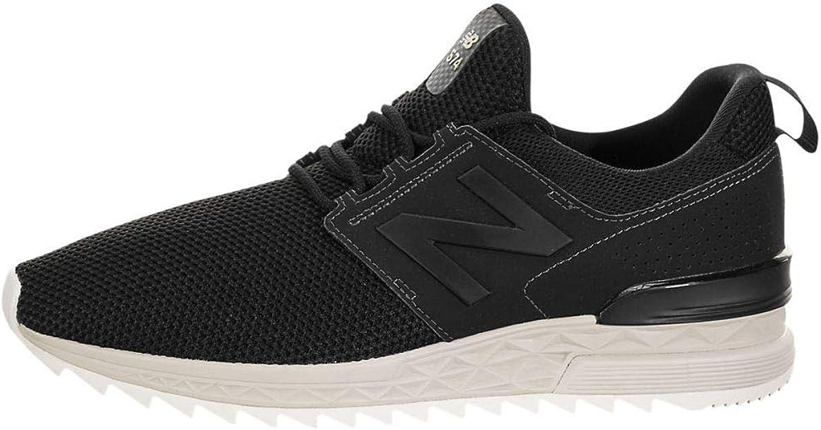 New Balance 574 Sport Lifestyle Zapatillas Hombre Negro ...