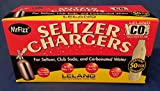 600 Leland CO2 soda charger - 8g Leland seltzer cartridge - 60 boxes of 10
