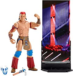 Wwe Elite Collection Tatanka Action Figure