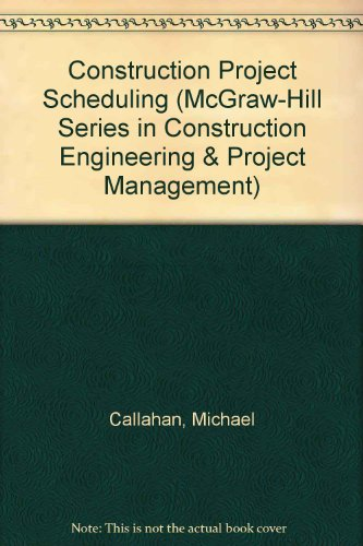 Construction Project Scheduling