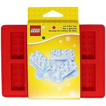 LEGO Red Brick Ice Cube Tray 852768