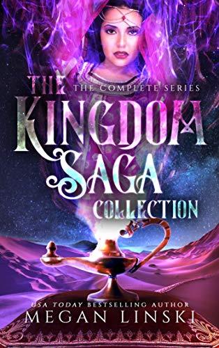 Book: The Kingdom Saga Collection - Books 1-4 by Megan Linski