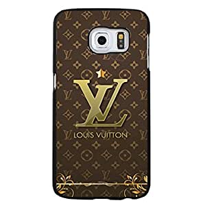 Louis and Vuitton Phone Case Cover Fashion Design Louis with Vuitton Logo Exquisite Samsung Galaxy S6 Edge Plus Phone Back Case
