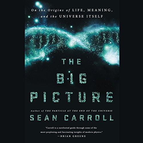 The Big Picture: On the Origins of Life, Meaning, and the Universe Itself Audiobook [Free Download by Trial] thumbnail