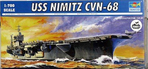 Trumpeter USS Nimitz CVN-68 Building Kit ()