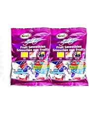 Sugar Free, Gluten Free, Kerr's Light Candies - Fruit Smoothies 2 x 90g Bags