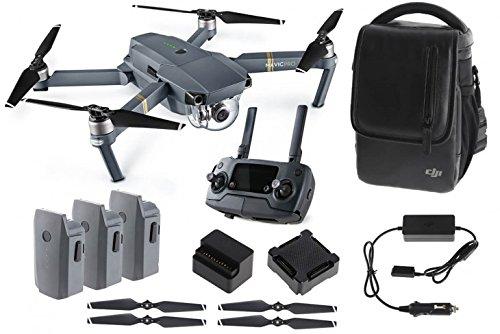 Dron dji Fly More Combo Mavic Pro por solo 1.378,99€