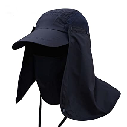 Amazon.com   YINGEE Outdoor Fishing Hat a4ab695f615