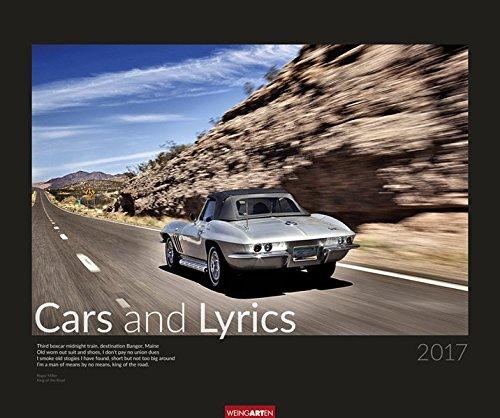 Cars and Lyrics - Kalender 2017