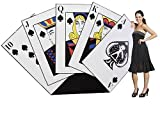 Hand of Cards Poker Standee Party Prop