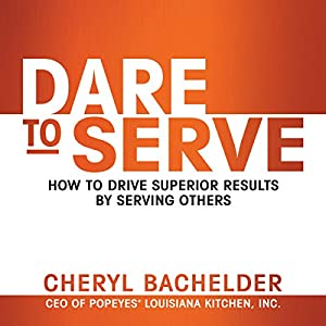 Dare to Serve Audiobook