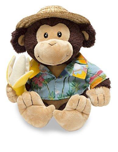 - Cuddle Barn Animated Plush Toy Monkey Banana Boat Bruno Sings Day O