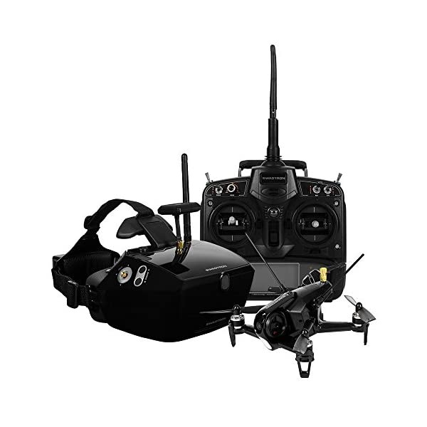 SWAGTRON SwagDrone RC Racing Drone Ready to Fly & FPV Capable