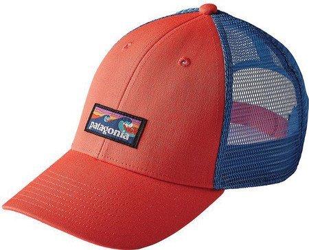 Patagonia Board Short Label LoPro Trucker Snapback Hat Ca...