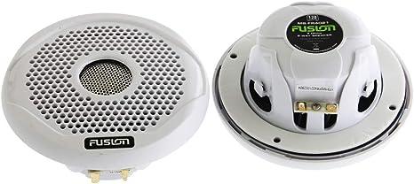 FUSION 4 ROUND 2 WAY SPEAKERS 120 WATTS Auto- & Fahrzeugelektronik ...