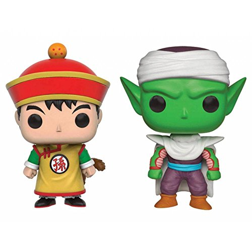 Pack 2 Figuras Pop! Dragon Ball Z Gohan and Piccolo Exclus