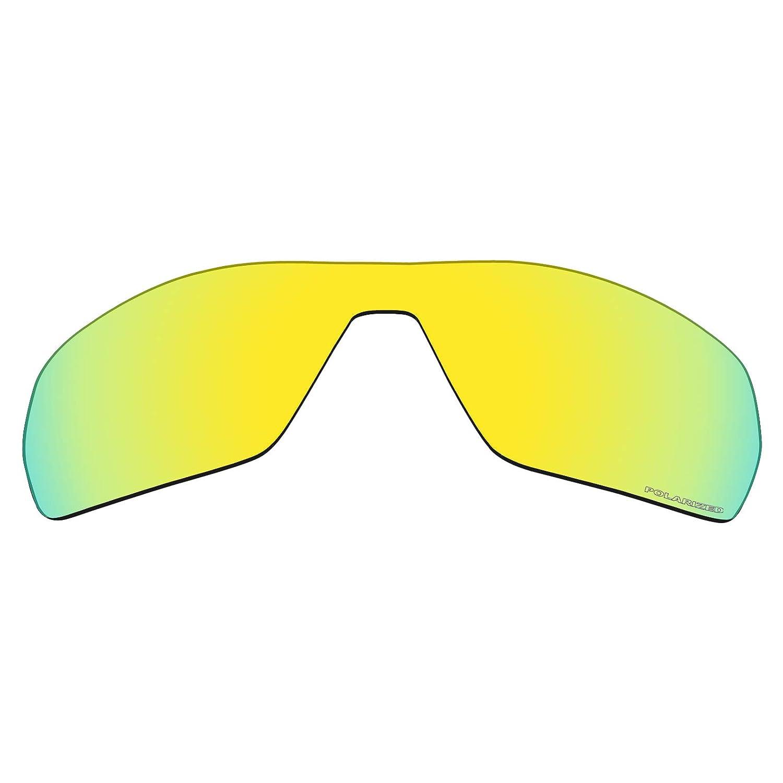 9da5a87f383 Mryok+ Polarized Replacement Lenses for Oakley Offshoot - 24K Gold   Amazon.com.au  Fashion