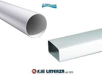 Tubos para campana extractora/ventilación