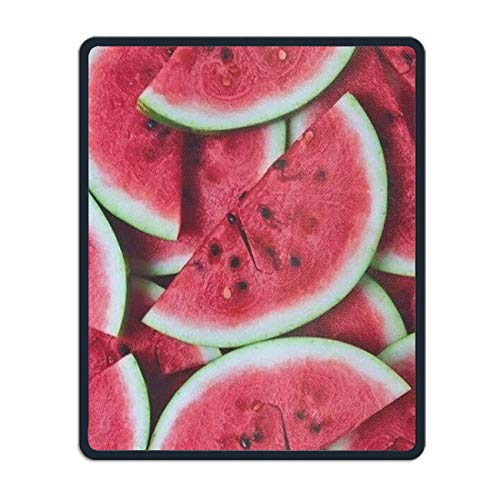 Mouse Pad Watermelon Customized Rectangle Non-Slip Rubber Mousepad Gaming Mouse Pad