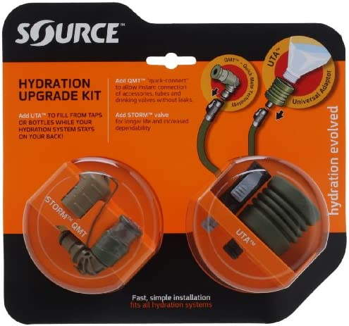 Source UTA Storm Valve Upgrade Kit Coyote