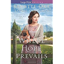 Where Hope Prevails - Large Print