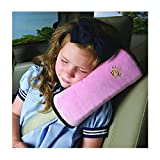 pink batman seat covers - Iuhan Fashion Baby Children Safety Strap Car Seat Belts Pillow Shoulder Protection (Pink)