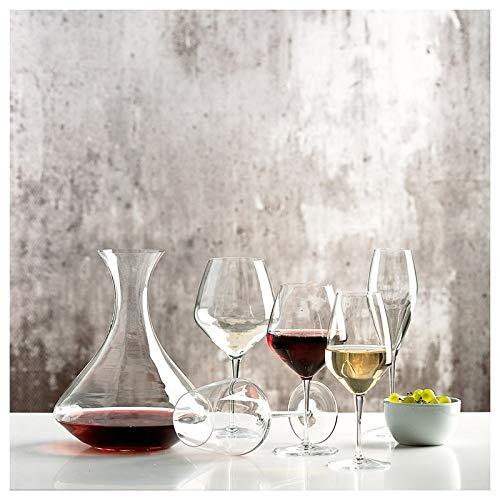 Luigi Bormioli Atelier Sauvignon Wine Glass, 11-3/4-Ounce, Set of 6 by Luigi Bormioli (Image #2)