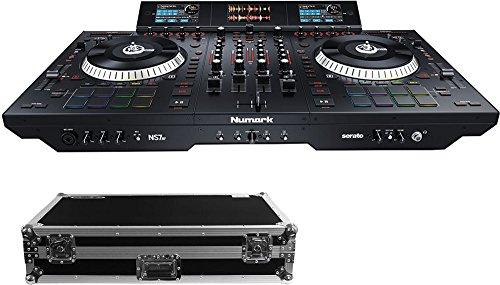 Numark Dj Equipment Case - Numark NS7III DJ Controller with ATA Case