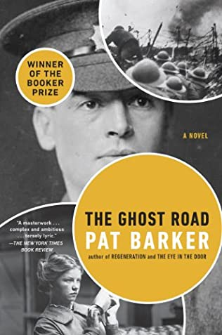 book cover of The Ghost Road