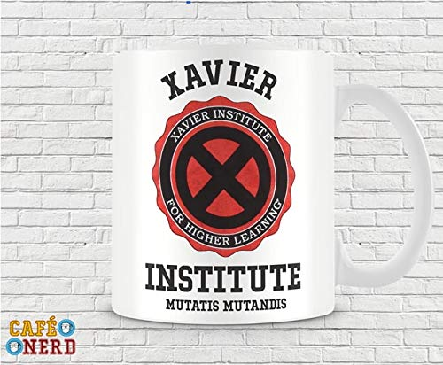 CANECA MARVEL X-MEN INSTITUTO XAVIER