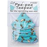 Pee-pee Teepee Wiener Dog Blue - Cello Bag