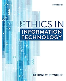 Ethics For The Information Age 5th Edition Pdf