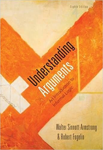 understanding arguments an introduction to informal logic ebook
