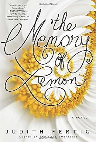 book cover of The Memory of Lemon