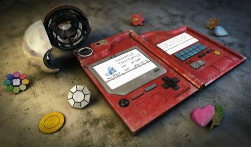 Pokemon Pokedex Playmat by HiddenSupplies.com