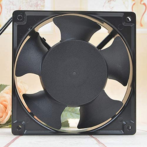 for UF-12A23-H 12cm 230V 17//18W 12038 Motor Cabinet Refrigerator Cabinet Fan