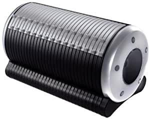 Hama U1096109 - Caja para CD/DVD (capacidad de 60 discos), negro