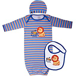 Funkoos King of the Jungle Layette Set