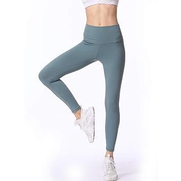 ZMJY Medias Pantalones de Yoga, Leggings para Mujeres Que ...