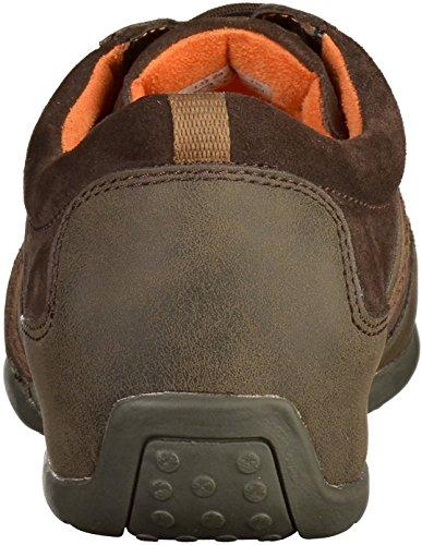 camel active Herren Halbschuhe Space - Braun Schuhe in Übergrößen Braun
