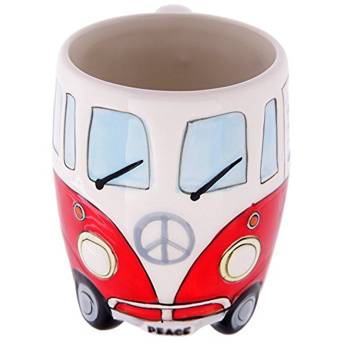 Volkswagen Ceramic Shaped Coffee Camper product image