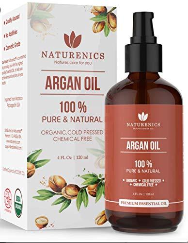 Naturenics Moroccan Argan Oil