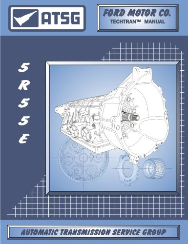 - Ford 5R55E Techtran Manual
