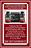 six star protein bar - Gold Standard 100% Whey  Protein Powder: 2018 Latest Guide: Exploring The Full Functionalities & Potentialities Of Gold Standard 100% Whey Protein Powder: It True Strength, It Precautions, It Bene...