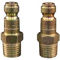 Milton 783 1/4 MNPT T Style Plug - Box of 10 by Milton Industries