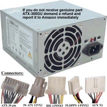 New PC Power Supply Upgrade for Compaq Presario 7000Z Desktop Computer