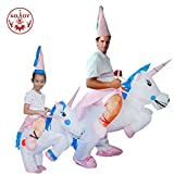 Inflatable Costume Unicorn Carnival Holiday Pegasus Costumes